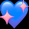 :blue_sparkle_heart:
